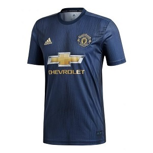 manchester united 3de voetbalshirt 2018-19