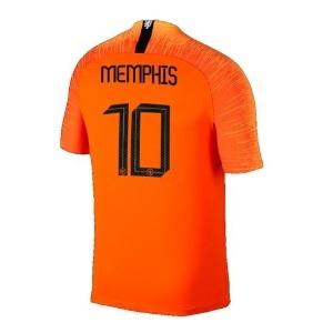memphis nederlands elftal thuisshirt 2018-19