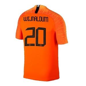 nederlands elftal wijnaldum shirt 2018-19