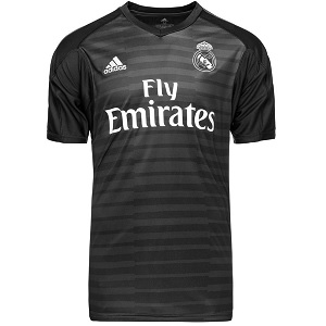 real madrid keepersshirt 2018-2019