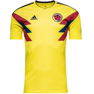 colombia wk thuisshirt 2018-2019