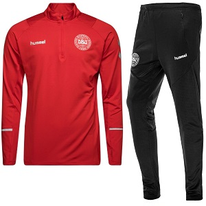 denemarken trainingspak 2018-2019