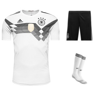 duitsland tenue kind 2018-2019