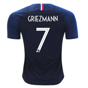 griezmann frankrijk thuisshirt 2018-19