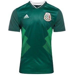 mexico thuisshirt 2018-2019