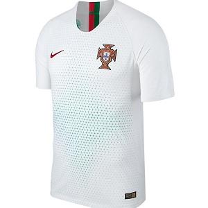 portugal uitshirt 2018-2019