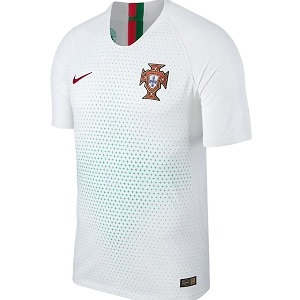 portugal uitshirt junior 2018-19