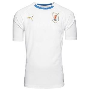 uruguay uitshirt 2018-2019