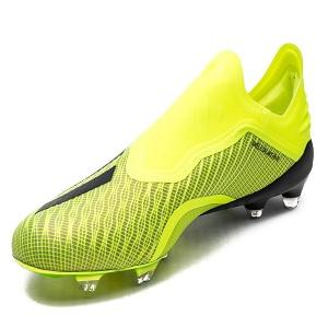 adidas x18 geel zwart team mode