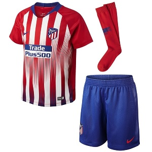 atletico madrid tenue kids 2018-2019
