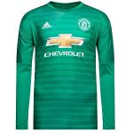 f98eac0bbf8 Manchester United Keepersshirt Groen 2018-19