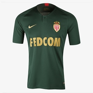 nike as monaco uitshirt 2018-2019
