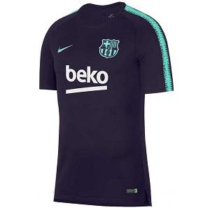 nike barcelona trainingsshirt 2018-19