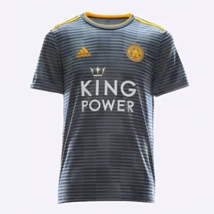 leicester uitshirt 2018-2019