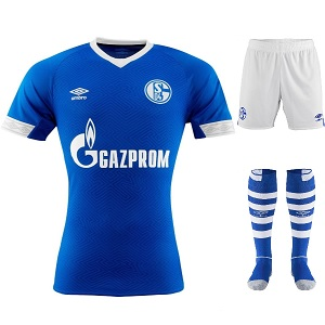 umbro schalke 04 tenue 2018-2019