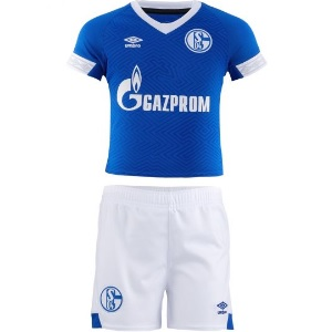umbro schalke 04 tenue mini 2018-2019
