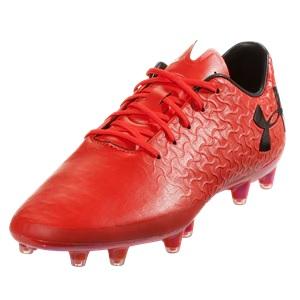 under armour voetbalschoenen rood