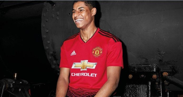 manchester united thuisshirts 2018-19