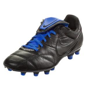 nike tiempo voetbalschoenen zwart
