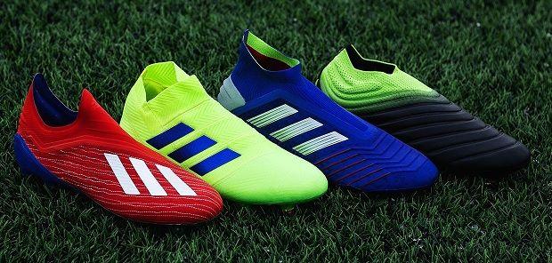adidas voetbalschoenen exhibit