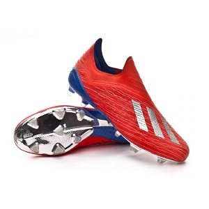 adidas x bale rood blauw