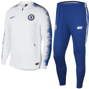 chelsea trainingspak blauw 2019-2020
