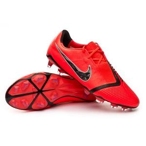 d1001a0546f Nike Phantom Venom Rood Zwart | FG Game Over Voetbalschoenen