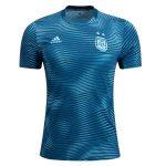 argentinie trainingsshirt 2019-2020