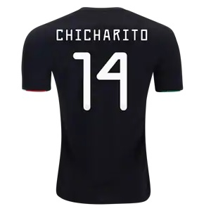 chicharito mexico thuisshirt 2019-2020