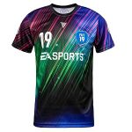 ea sports northern lights voetbalshirt