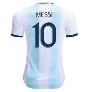 messi shirt argentinie 2019-2020