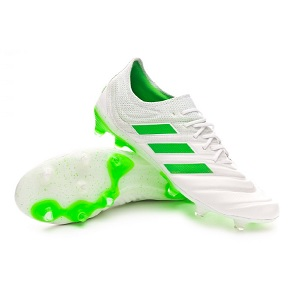 adidas copa voetbalschoenen wit groen