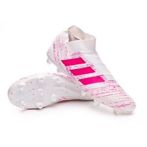 adidas nemeziz messi wit roze
