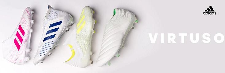 adidas virtuso witte voetbalschoenen 2019