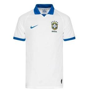brazilie shirt uit kids 2019-2020