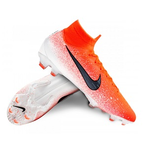 nike mercurial superfly 6 wit oranje