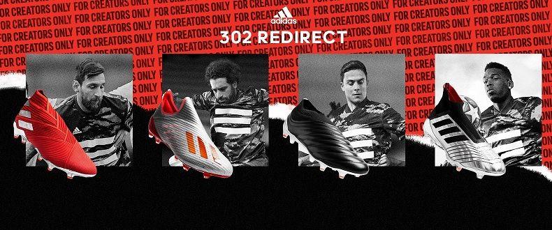 adidas 302 redirect voetbalschoenen