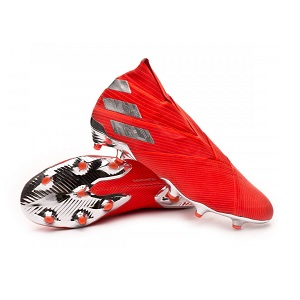 265fe12570b adidas Nemeziz 19 302 Redirect Rood | 19+ AG/FG | Voetbalshirtsdirect