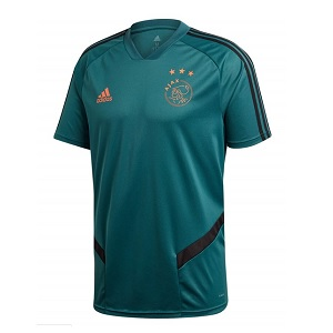 ajax trainingsshirt groen 2019-2020