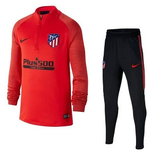 atletico madrid trainingspak 2019-2020