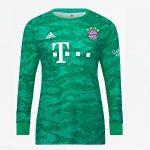 bayern munchen keepersshirt 2019-2020