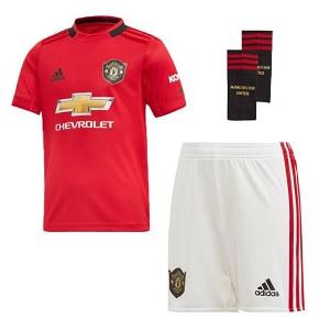 adidas manchester united tenue minikit 2019-20