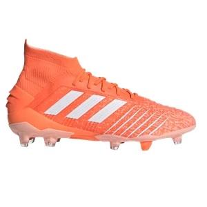 adidas predator 19 dames wit oranje voetbalschoenen
