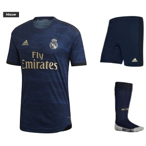 adidas real madrid uittenue 2019-2020