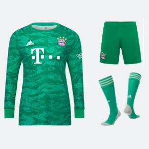 bayern munchen tenue keeper 2019-2020