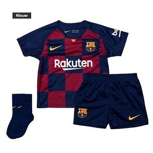 nike barcelona tenue minikit 2019-2020