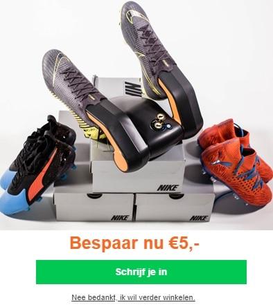 unisportstore kortingen en gratis 5 euro