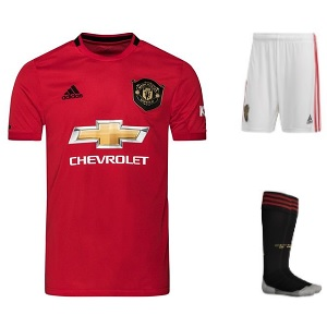 adidas manchester united tenue thuis kids 2019-2020
