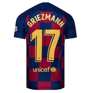 griezmann fc barcelona thuisshirt 2019-2020