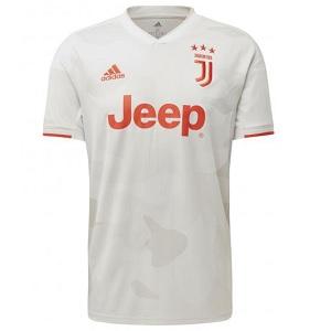 juventus shirt uit kids wit 2019-2020